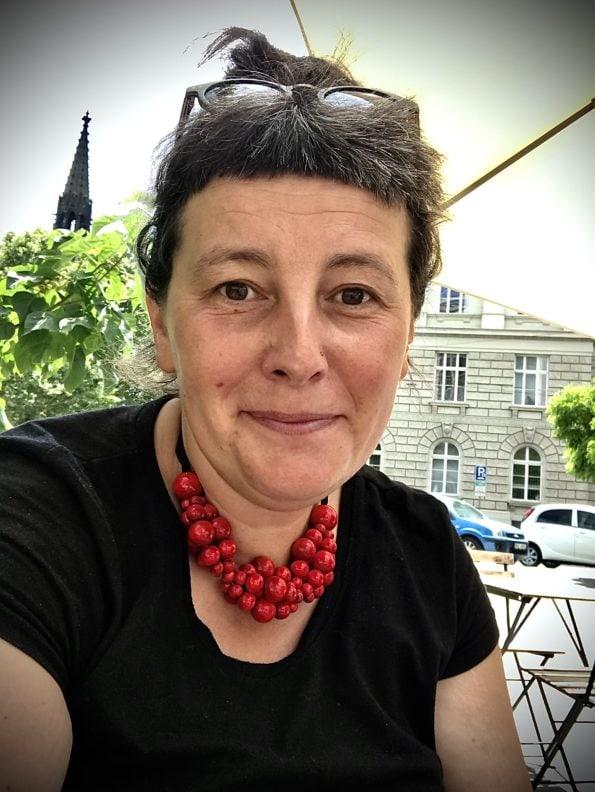 husitská farářka Sandra Silná